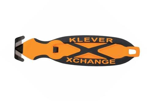 KLEVER KUTTER VEILIGHEIDSMES X CHANGE ORANJE