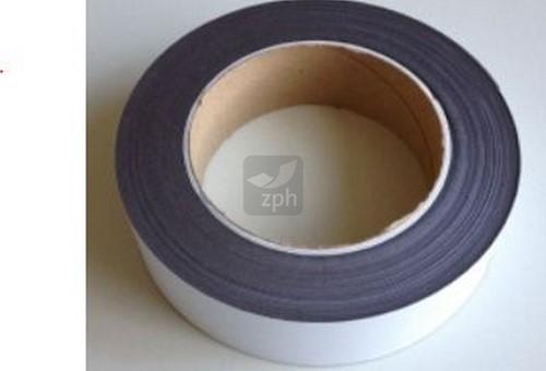 MAGNEETBAND 0.6 mm. dik x 30 mm breed  rol a 10 mtr