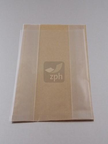 PP ZAKKEN MET KRAFTZIJDE Q bags 10/16  (10/6x18 cm)