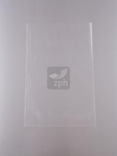 PP ZAK VLAK 127x200 mm 30 micron  transparant