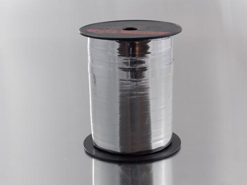 KRULLINT 10 mm 250 meter ZILVER ARGENTO METALLIC