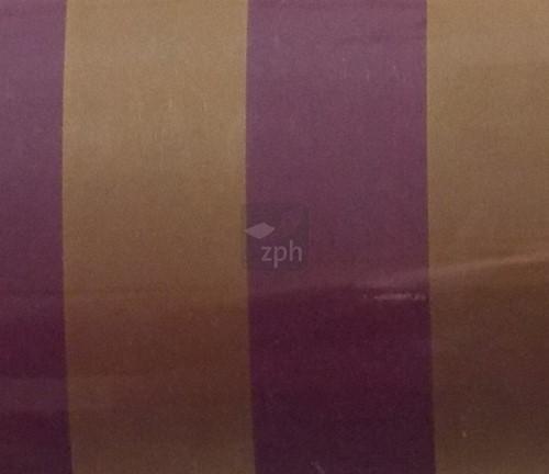 DESSIN INPAK CADEAU PAPIER MATGOLDEN LINE/MAT BURGUNDY 30 cm 3250