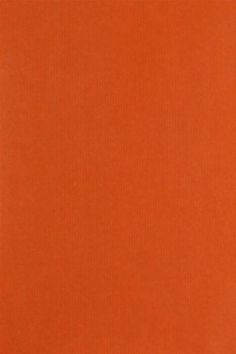 CADEAU INPAK PAPIER  FLUOR DARK ORANGE KRAFT 60 grs 250 meter 50 cm