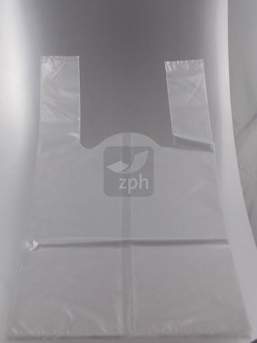HEMD DRAAGTAS 37/17x70  cm TRANSPARANT /  taarten tas  50my