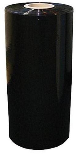 MACHINE PALLETFOLIE STRETCHFILM 50 cm x 23 mµ 150% rek ZWART OPAQUE