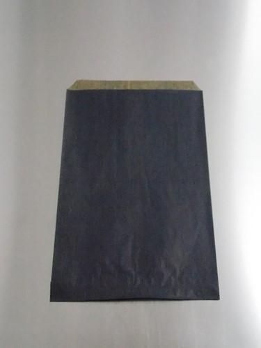 FOURNITUREN ZAK 17,5x26 cm kraft  BLAUW