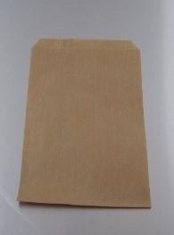 FOURNITUREN ZAK 21x30 cm NATRONKRAFT BRUIN