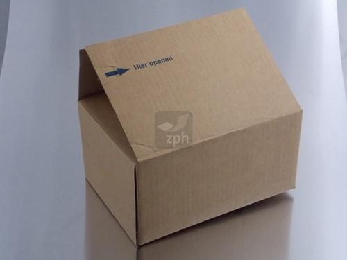 POSTDOOS FASTBOX MET AUTOLOCK BODEM 213x153x109 mm A5