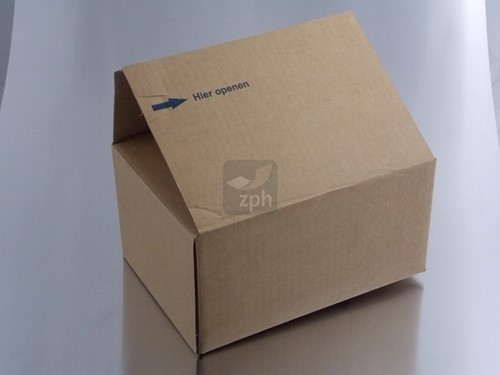 POSTDOOS FASTBOX MET AUTOLOCK BODEM 260x200x160 mm