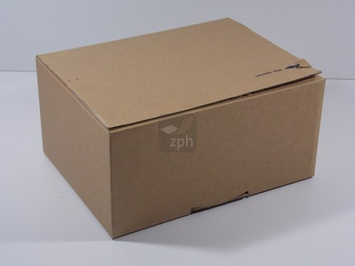 POSTDOOS FASTBOX MET AUTOLOCK BODEM 370x280x173 mm