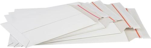 ENVELOPPEN MASSIEF KARTON  250 x 353 mm met plakstrip a 100 stuks