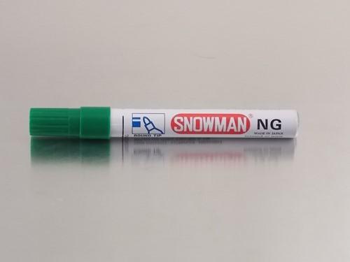 STIFT SNOWMAN NG12 GROEN