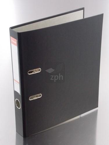 ORDNER PLASTIC A4 50 MM ZWART