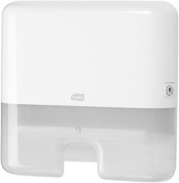 TORK Xpress® Mini Multifold Handdoekdispenser Kunststof Wit H2 552100