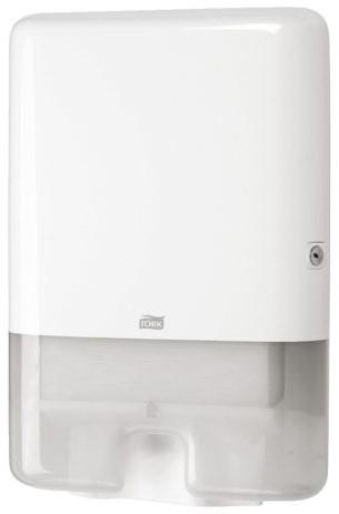 TORK  Xpress® Multifold Handdoek Dispenser Kunststof Wit H2 552000