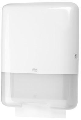 TORK Z-vouw & C-vouw Handdoek Dispenser Kunststof Wit H3 553000