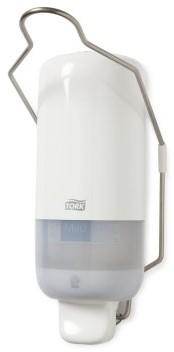 TORK Vloeibare Zeep Dispenser met Armbeugel Wit S1  560100