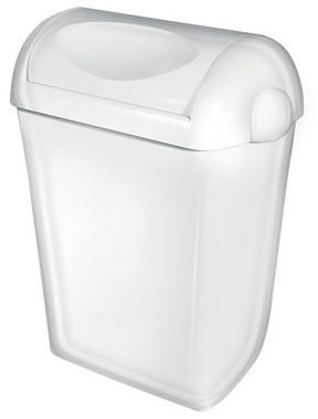 AFVALBAK 43 Liter  WIT
