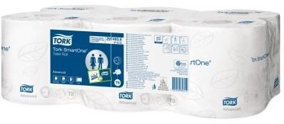 TORK SmartOne® TOILET ROL T8 472242 pak a 6 rollen