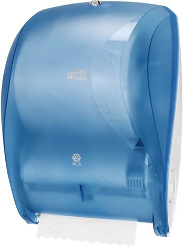 TORK MECHANISCHE HANDDOEK ROL  Dispenser Kunststof Blauw H14 471050