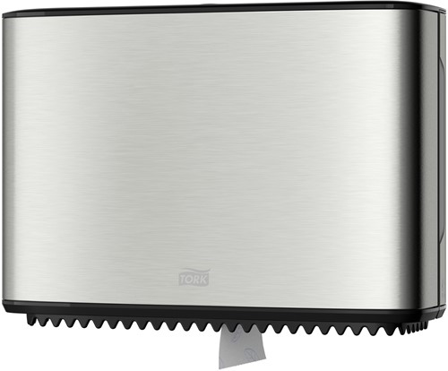 TORK Mini Jumbo Toilet Roll Dispenser 460006 T2 RVS