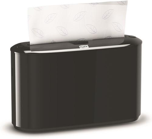 TORK Xpress Countertop Multifold Hand Towel Dispenser ZWART 552208