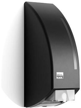SATINO BLACK zeepdispenser voor handzeep,foamzeep of alcoholgel 180289