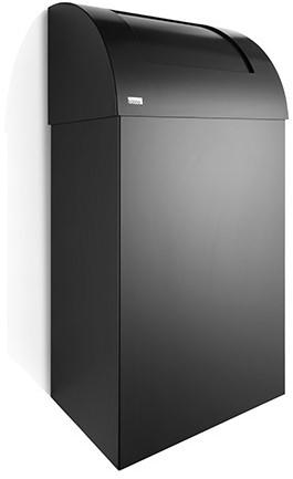 SATINO BLACK afvalbak 50 liter 180292