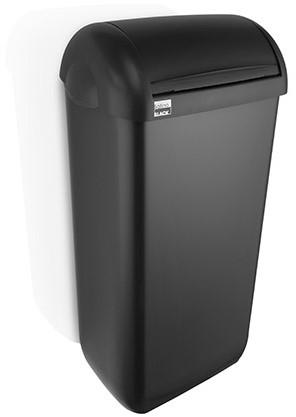 SATINO BLACK dameshygienebox 23 liter 180269