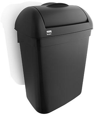 SATINO BLACK dameshygienebox 8 liter 180322