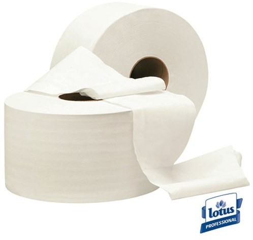 SATINO COMFORT MINI JUMBO TOILETROLLEN 180 meter x 60 mm 12 rol 173041