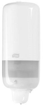 TORK S4 DISPENSER SOAP-FOAM WIT 561500  CONTRACT
