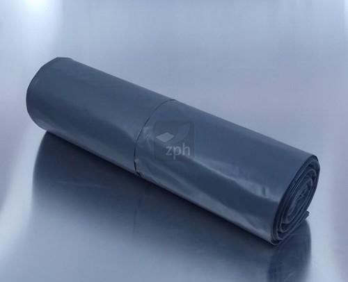 AFVALZAK LDPE  60 x 90 cm GRIJS  T60