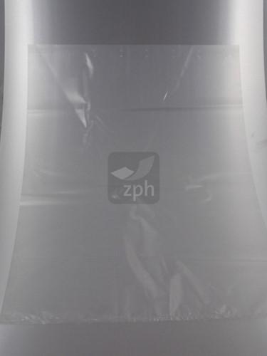 PLASTIC ZAK 40x60 cm VLAK  LDPE HELDER  TYPE 50
