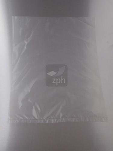 PLASTIC ZAK VLAK 32x42 cm  LDPE 50 micron HELDER