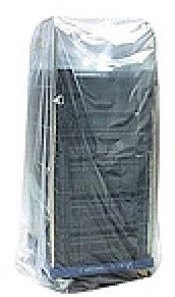 CONTAINERHOES 127x44x210 cm   LDPE 40 micron OP ROL Helder