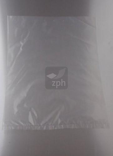 PLASTIC ZAK VLAK 32x42 cm LDPE 20 micron HELDER