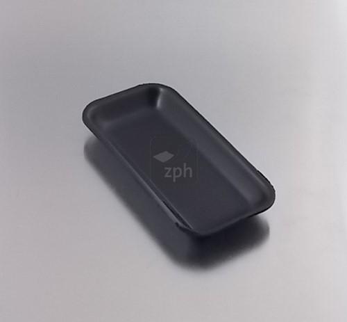 SCHUIMSCHAAL EPS 180x98x19 mm ZWART 65 / 68