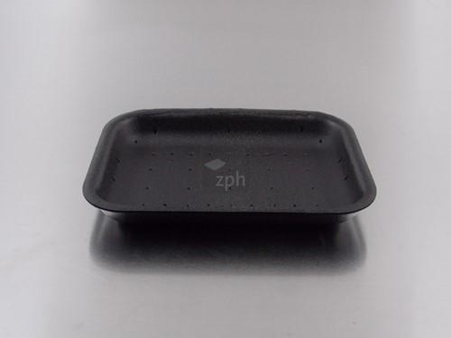 SCHUIMSCHAAL EPS 175x135x25/30 mm 70 absorptie ZWART
