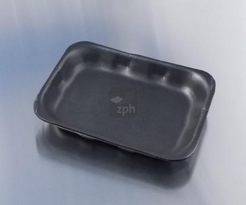 SCHUIMSCHAAL EPS 175x135x25 mm ZWART 70-25