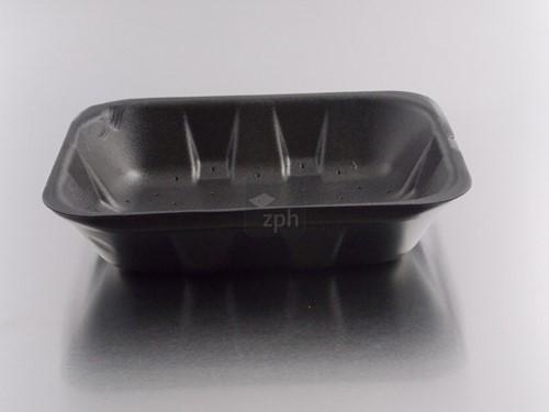 SCHUIMSCHAAL EPS 175x135x45 mm 70-40 Hoog absorptie ZWART