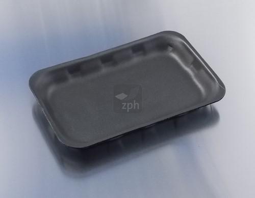 SCHUIMSCHAAL EPS 218x135x25 mm 73 ZWART