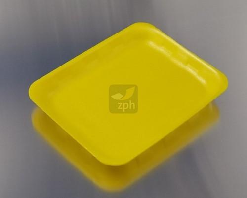 SCHUIMSCHAAL EPS 225x175x25 mm 3S-25 GEEL