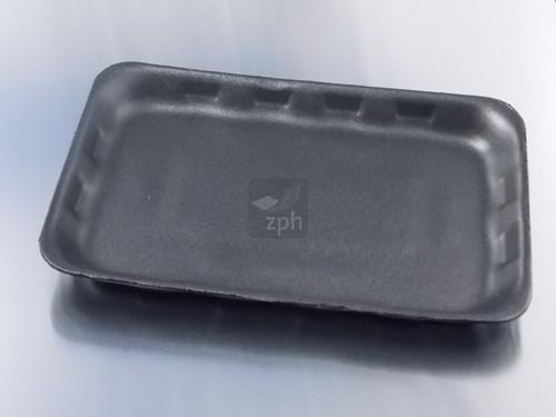 SCHUIMSCHAAL EPS 270x175x25 mm 4S ZWART