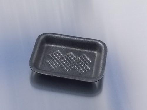 SCHUIMSCHAAL EPS 135x100x22 mm 58 ZWART