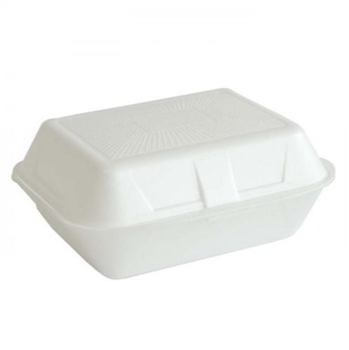 SCHUIM EPS LUNCH BOX 185x145x74 mm WIT AP9