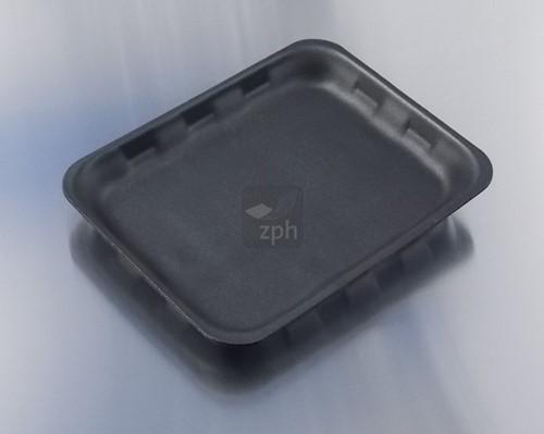 SCHUIMSCHAAL EPS 225x175x25 mm 3S-25 absorptie ZWART
