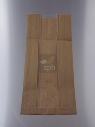 VLOERBROODZAKKEN 32x41cm zijvouw (20+12x41) + venster  ATLASKRAFT