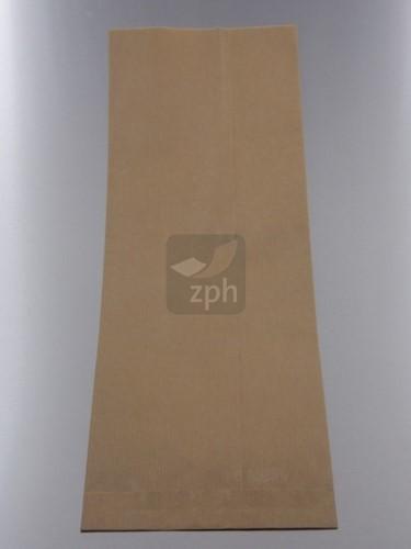 SUIKERZAK 10 POND 26.5x41cm zijvouw (16+10.5x41) NATRONKRAFT    p/kg