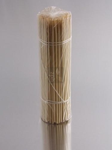 SATÉ STOKJES BAMBOE 18 cm  3 mm   DIK  TA-04363